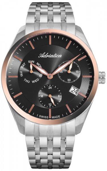 Zegarek Adriatica  A8309.R116QF - duże 1