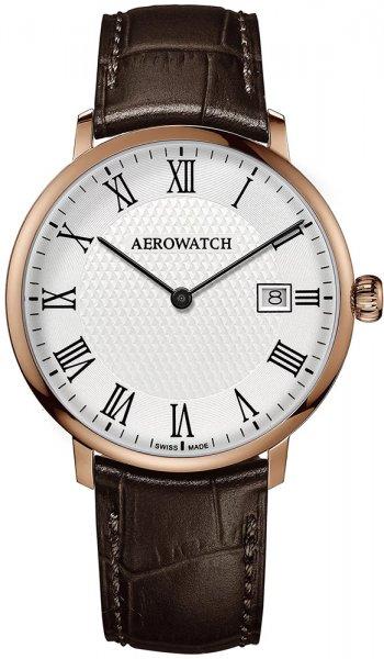 21976-RO07 - zegarek męski - duże 3