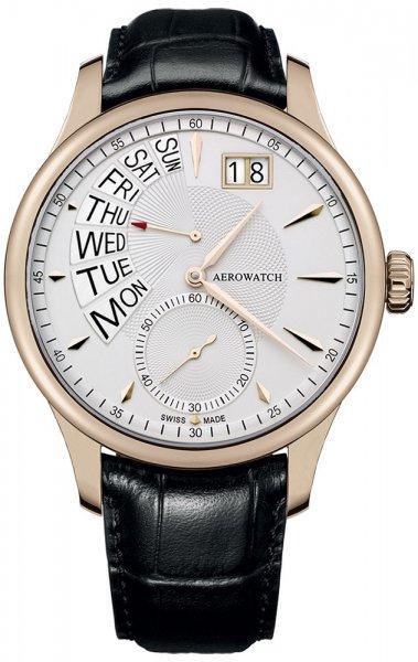 46982-RO02 - zegarek męski - duże 3