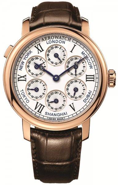 51974-R101 - zegarek męski - duże 3