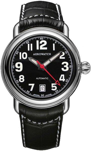 60900-AA08-S - zegarek męski - duże 3