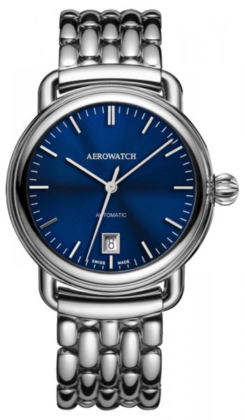 60900-AA16-S-M - zegarek męski - duże 3
