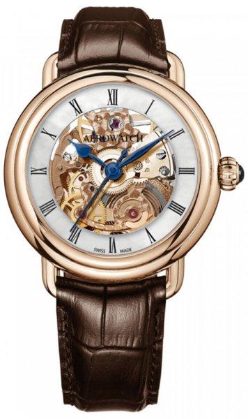 60922-RO17 - zegarek damski - duże 3