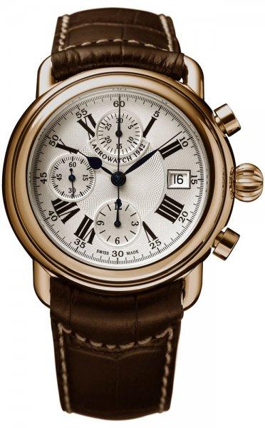 61901-R101 - zegarek męski - duże 3