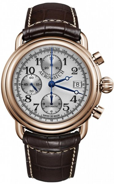 61901-R110 - zegarek męski - duże 3