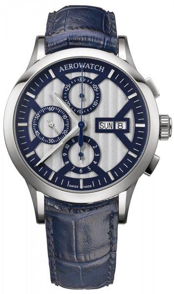 61968-AA04 - zegarek męski - duże 3