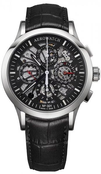 61968-AA05-SQ - zegarek męski - duże 3