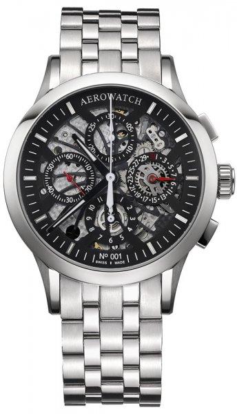 61968-AA05-SQ-M - zegarek męski - duże 3