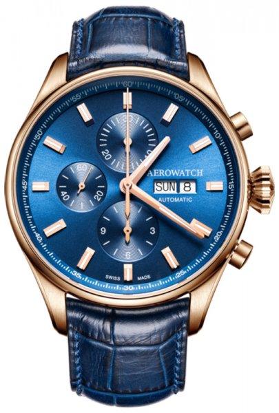 61989-RO01 - zegarek męski - duże 3