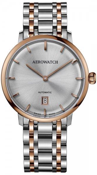 Aerowatch 67975-BI01-M Heritage Slim HERITAGE SLIM AUTOMATIC