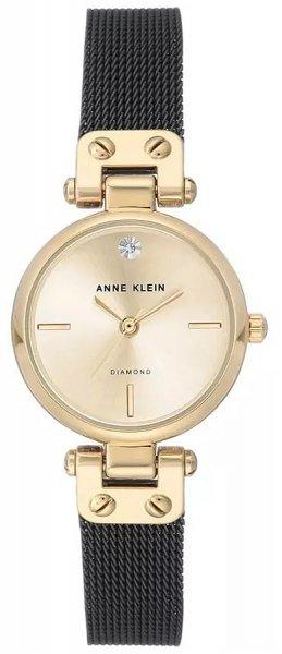 Zegarek Anne Klein AK-3003CHBK - duże 1