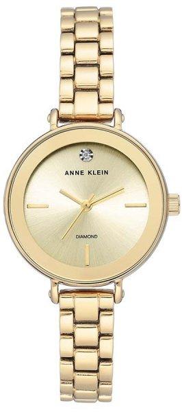 Zegarek Anne Klein AK-3386CHGB - duże 1