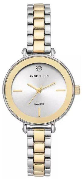 Zegarek Anne Klein AK-3387SVTT - duże 1