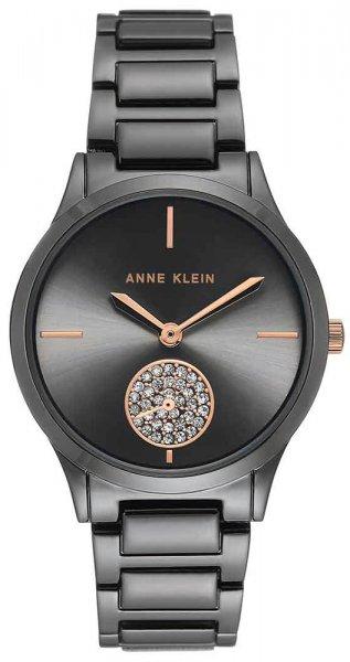 Zegarek Anne Klein AK-3417GYRT - duże 1