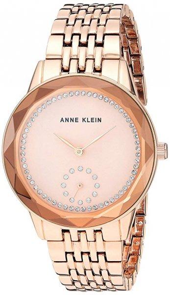 Zegarek damski Anne Klein bransoleta AK-3506RGRG - duże 1