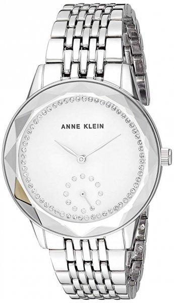 Zegarek damski Anne Klein bransoleta AK-3507SVSV - duże 1