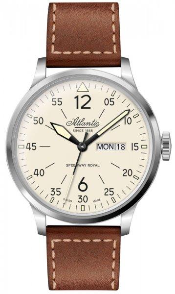 Zegarek Atlantic 68351.41.95 - duże 1