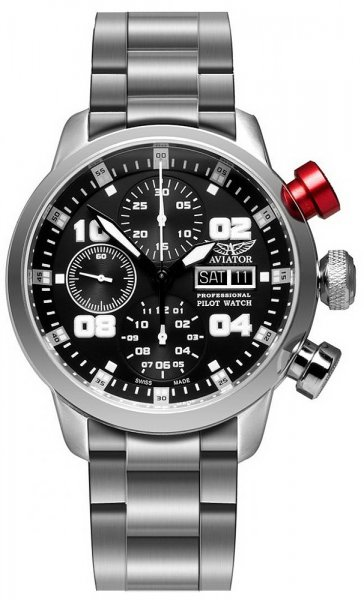 P.4.06.0.016.5 - zegarek męski - duże 3