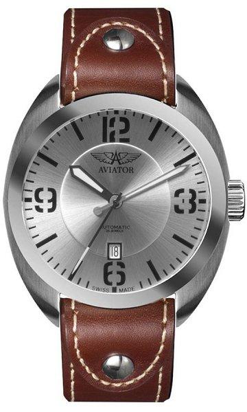 Zegarek Aviator  R.3.08.0.023.4 - duże 1