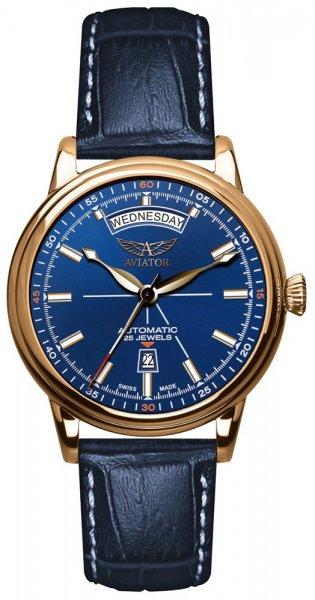 Zegarek Aviator V.3.20.2.225.4 - duże 1
