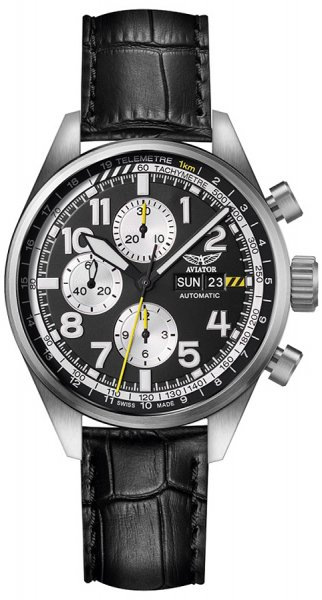 Zegarek Aviator V.4.26.0.175.4 - duże 1