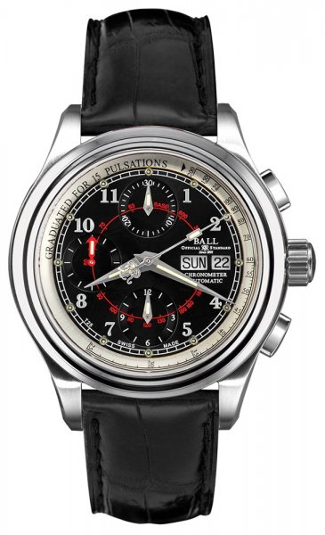 CM1010D-LCJ-BK - zegarek męski - duże 3
