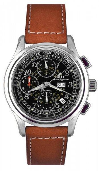 CM1010D-LFJ-BK - zegarek męski - duże 3