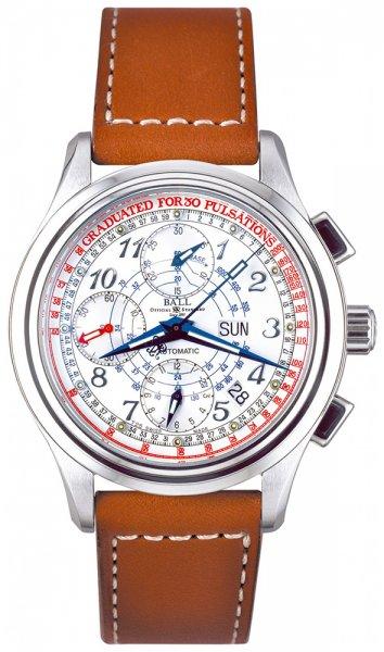 CM1010D-LJ-WH - zegarek męski - duże 3