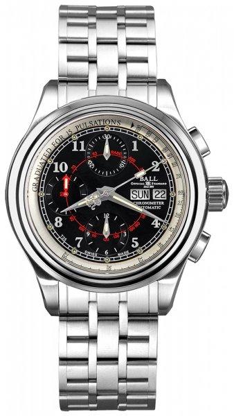 CM1010D-SCJ-BK - zegarek męski - duże 3