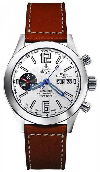CM1020C-LJ-WH - zegarek męski - duże 3