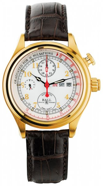 CM1032D-GO-L1J-WH - zegarek męski - duże 3