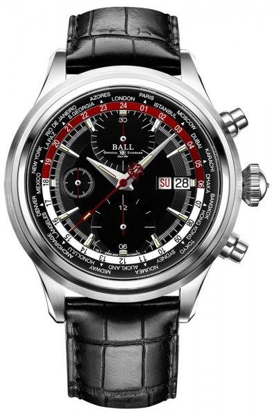CM2052D-LL1FJ-BKRD - zegarek męski - duże 3