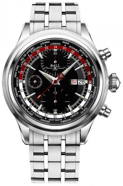 CM2052D-S1J-BKRD - zegarek męski - duże 3