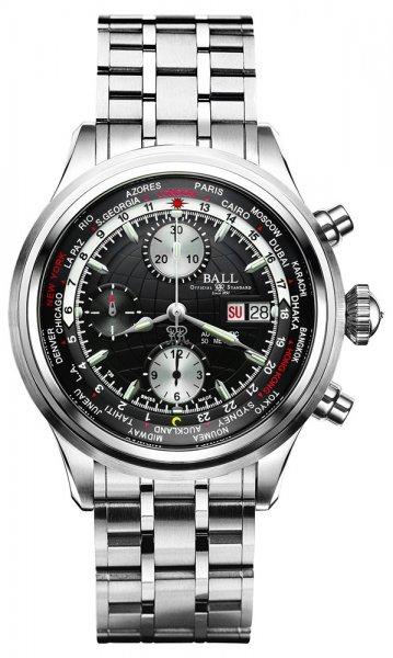 CM2052D-SJ-BK - zegarek męski - duże 3
