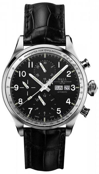 CM3038C-LJ-BK - zegarek męski - duże 3