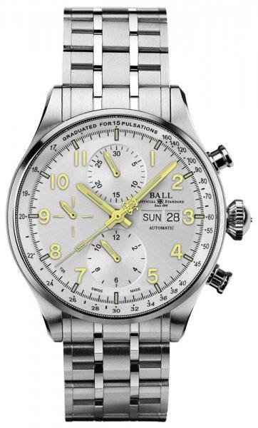 CM3038C-SJ-SL - zegarek męski - duże 3