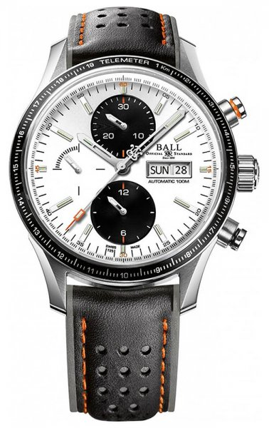CM3090C-L1J-WH - zegarek męski - duże 3