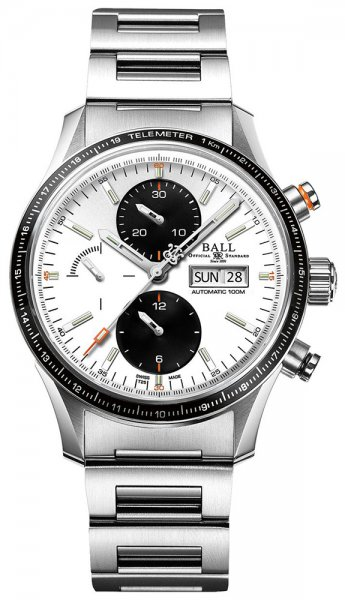 CM3090C-S1J-WH - zegarek męski - duże 3