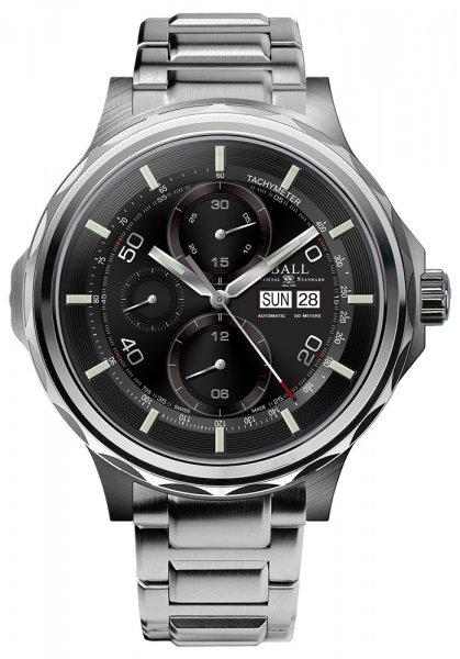 CM3888D-S1J-BK - zegarek męski - duże 3