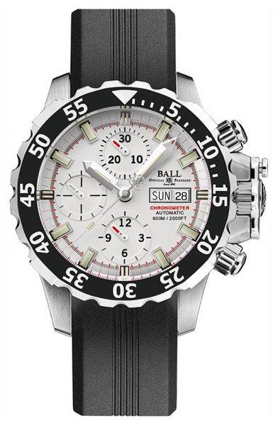 DC3026A-PC-WH - zegarek męski - duże 3