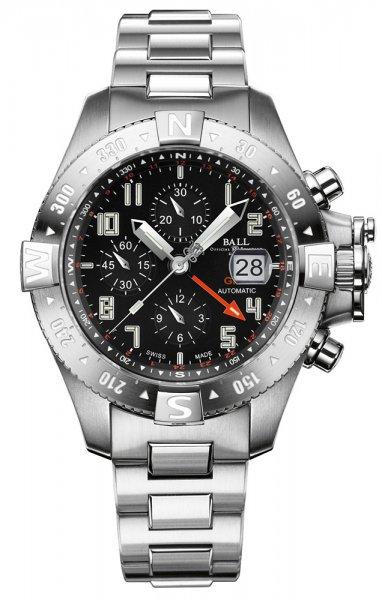DC3036C-SA-BK - zegarek męski - duże 3