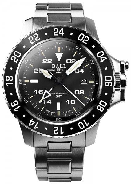 DG2016A-SC-BK - zegarek męski - duże 3