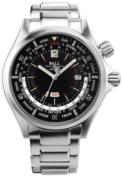 DG2022A-S3AJ-BK - zegarek męski - duże 3