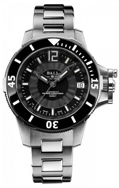 DL2016B-SCAJ-BK - zegarek damski - duże 3