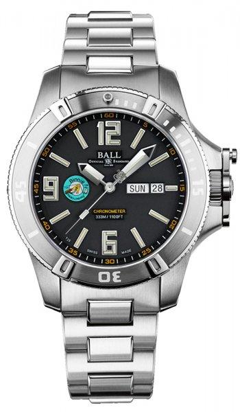 DM2036A-S4CAJ-BK - zegarek męski - duże 3