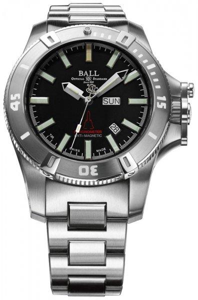 DM2036A-S8C-BK - zegarek męski - duże 3