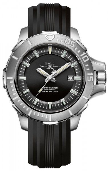 DM3000A-PCJ-BK - zegarek męski - duże 3