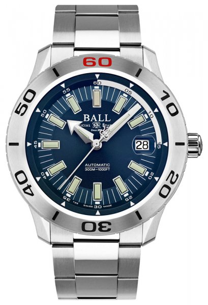 Zegarek Ball DM3090A-S3J-BE - duże 1