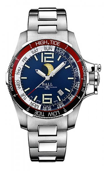 DM3320C-SAJ-BE - zegarek męski - duże 3