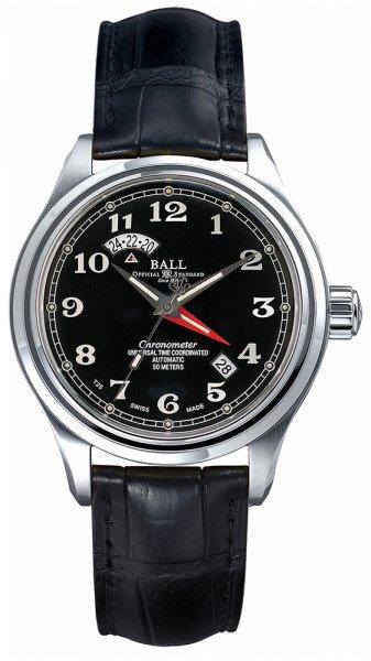 GM1020D-LCJ-BK - zegarek męski - duże 3